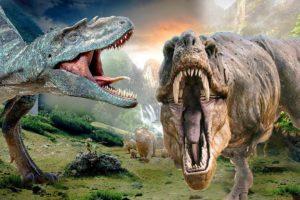 معلومات عن الديناصورات تعيدك إلى حقبتها