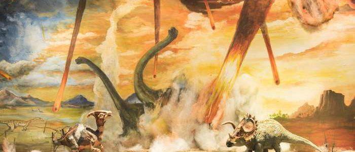 أسباب انقراض الديناصورات عن الأرض