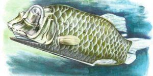 سمكة سوليتير