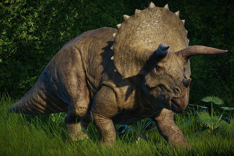 معلومات عن الديناصور ترايسيراتوبس ثلاثي القرون معلومات عنها طرق العيش الغذاء بيئتها التربية المنزلية و التكاثر أكبر موضوع شامل