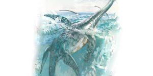 ديناصور الالسموسورس