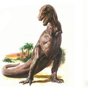 ديناصور التيرانوسورس